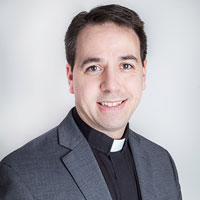 The Reverend Canon David John Burrows