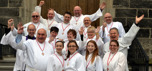 Diocesan Servers Guild