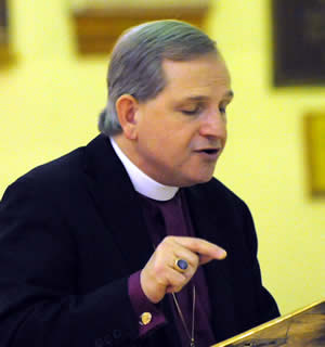 Bishop delivers his Charge with conviction to Second Session of Synod
