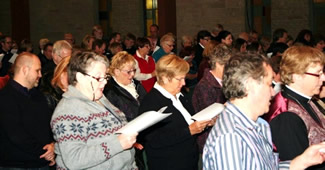 Opening Eucharist Friday Nov 16 2012