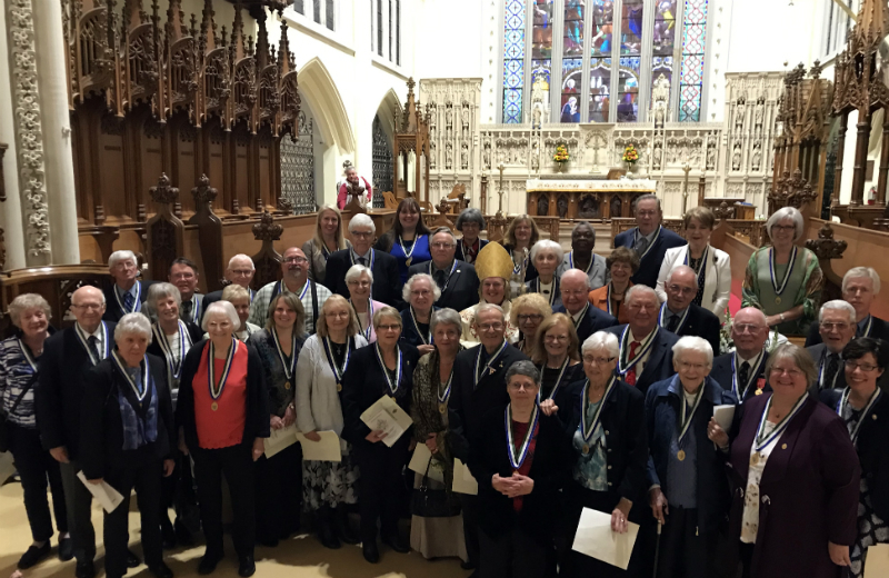 Order of Niagara recipients