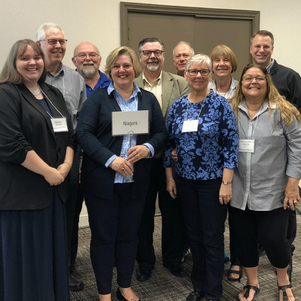 Niagara's Provincial Synod Delegation