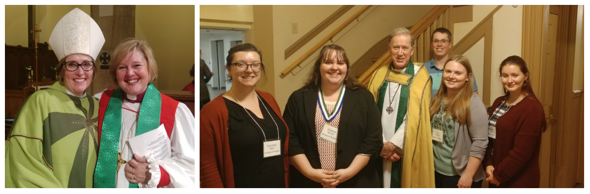 Photos from Provincial Synod
