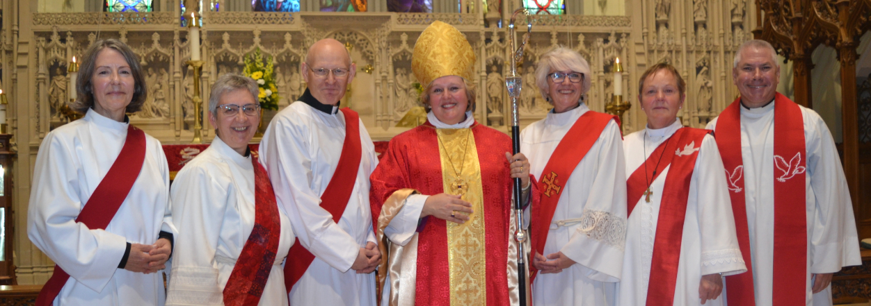 Ordination Photo