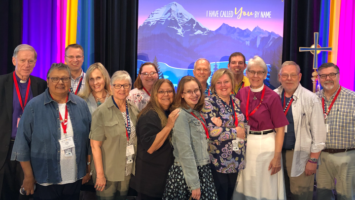 Niagara's Delegation to General Synod 2019