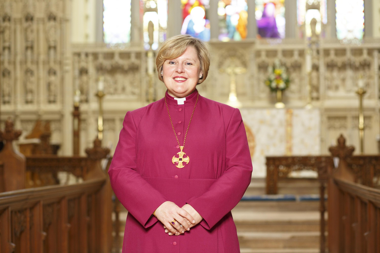 Bishop Susan Bell